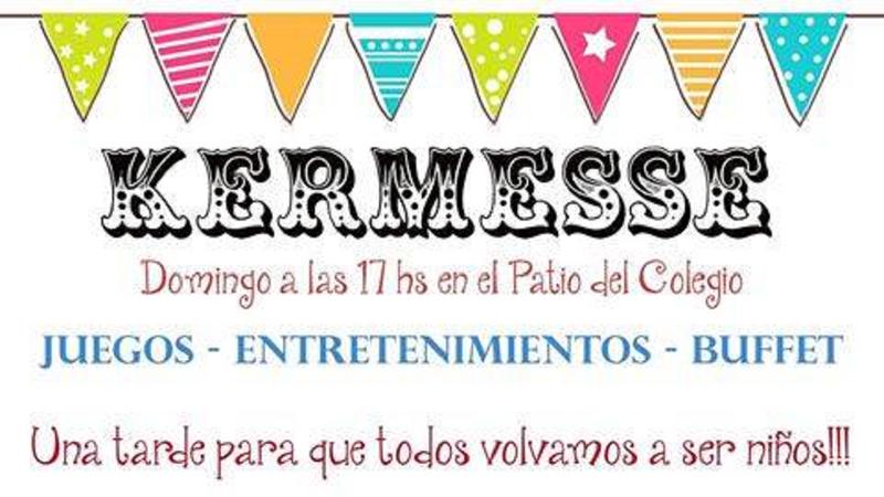 Villa Canas El Domingo Llega La Gran Kermesse Del Colegio San Jose